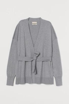 H&M Cashmere-blend Cardigan