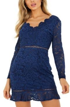 Quiz Lace Bodycon Dress