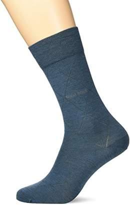 BOSS Men's John Rs Colours Calf Socks