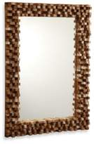 Twos Company Two's Company® TozaiTM Float Wood Tall Mirror