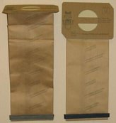 Electrolux Upright Style U Vacuum Bags Microfiltration with Closure - 12 Pack