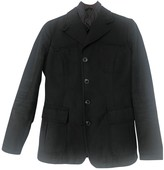 Brooksfield Anthracite Wool Jacket for Women