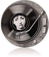 "Fornasetti Record Player"" Plate"