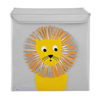 Potwells - Storage Box - Lion