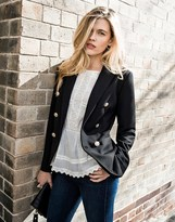 Forever New Libby Button Front Jacket