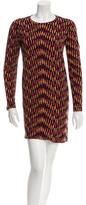 M Missoni Printed Mini Dress w/ Tags