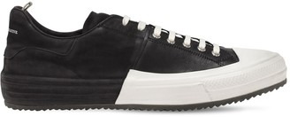 Officine Creative Low-Top Leather Sneakers