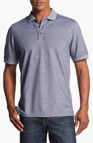 Nordstrom Men's 'Classic' Regular Fit Short Sleeve Oxford Pique Polo