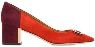 Tory Burch colour block pump shoes