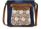 Scarleton Fashion Denim Crossbody Bag H174007