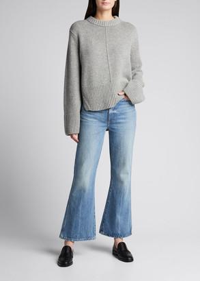 KHAITE Gabbie Flare Jeans