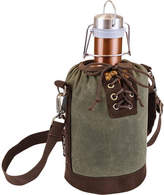 Picnic Time Growler Tote with Copper Stainless Steel Growler