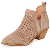 Sigerson Morrison Bonnie Leather Ankle Bootie