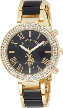 U.S. Polo Assn. Women's USC40061 Two-Tone Watch