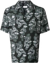 Saturdays NYC short-sleeve printed shirt