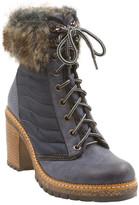Vintage Havana Sadie Faux Fur Lace Boot