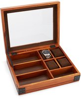 Berkshire Classic Watch & Sunglasses Organizer