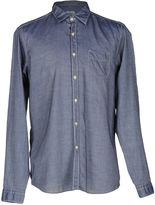 Agho Denim shirts - Item 42508892
