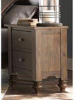 Liberty Southern Pines Bark 2-Drawer Nightstand