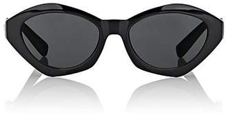 Versace Women's VE4334 Sunglasses - Black