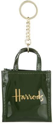 Harrods Mini Shopper Bag Keyring