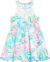Lilly Pulitzer R) Little Kinley Dress