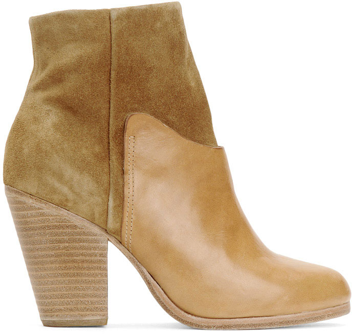 Rag and Bone Kendall Boot - Camel