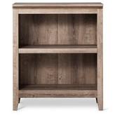 Threshold Carson 2 Shelf Bookcase