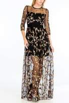 Olivaceous Enchanted Dress