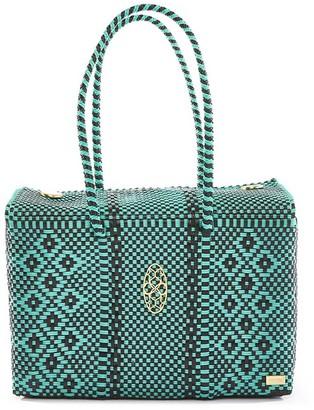 Lolas Bag Turquoise Travel Case