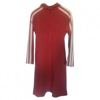 Y-3 Red Dress for Women