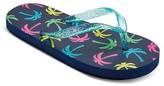 Circo Flip Flop Sandals Navy S