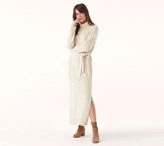 Splendid Long-Sleeve Wrap Dress