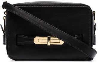 Alexander McQueen Lock Camera Bag