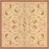 Couristan Veranda Indoor/Outdoor Square Rug