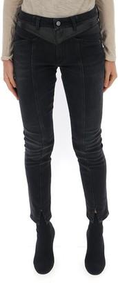 Givenchy Split Detail Jeans