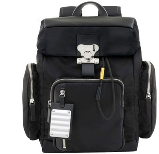 FPM Nylon Bank On The Road-butterfly Pc Backpack S