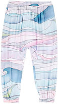 Mara Hoffman Wave-Print Harem Pants