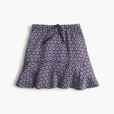 J.Crew Girls' drapey star skirt