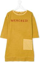 Bobo Choses Mercredi knitted dress