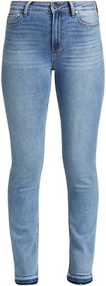 Paige Cindy High-Rise Skinny Jeans
