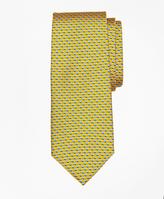Brooks Brothers Sailboat Print Tie