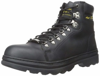 AdTec Ad Tec 6 inch Mens Hiking and Hunting Boots Steel Toe Non Slip