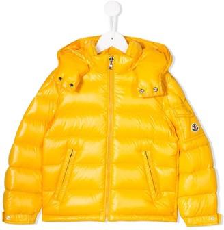 Moncler Enfant Zip-Front Puffer Jacket
