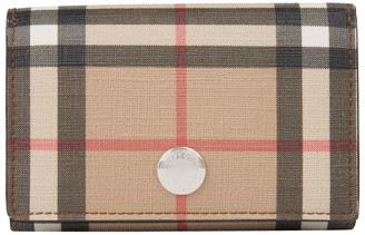 Burberry House Check Wallet