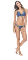 Agua Bendita B. Blackberries Bikini Top AF50038T1T