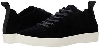 Rag & Bone RB Slim Sneaker (Black Suede) Men's Shoes