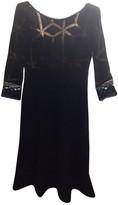 BA&SH Bash Black Cotton Dresses