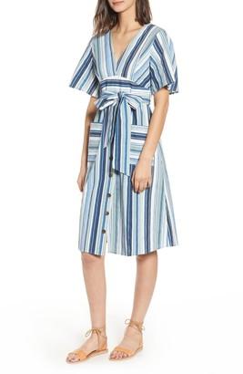 Moon River Stripe Dress