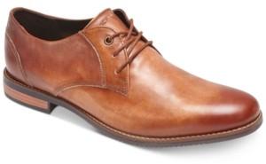 Rockport Men's Style Purpose Blucher Leather Oxfords Men's Shoes